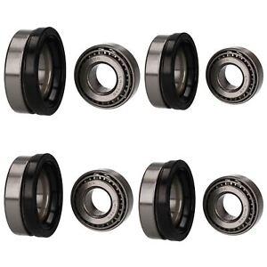 4 Roulement Rouleaux Coniques Alko 750 Charge Indespension Ref Ishu005 Technologies SophistiquéEs