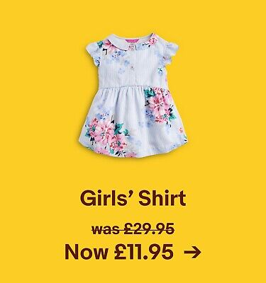 Girls' Shirt