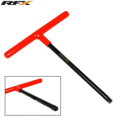 Standard Reach with Rubber Handle KTM T45 Torx head