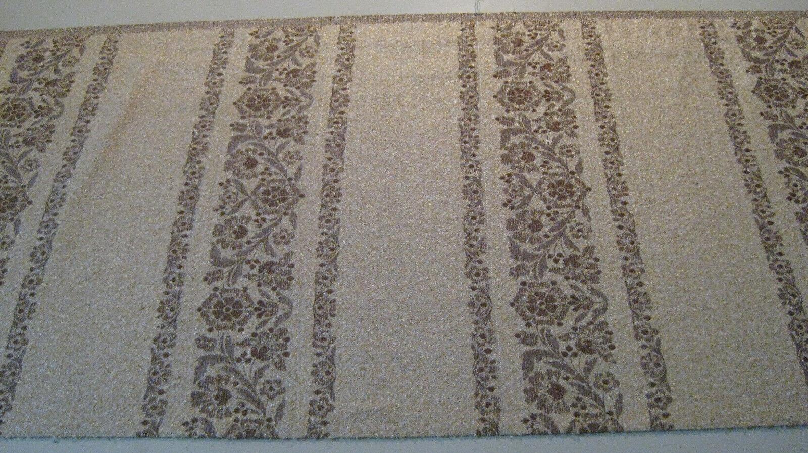 70er 80er 90er Vorhang Retro Stoff Vintage Vintage Vintage Store - 1000 x 120 cm - Lot 227 9ad154