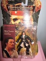 Zizzle Pirates Of The Caribbean Dead Man's Chest Will Turner Action Figure
