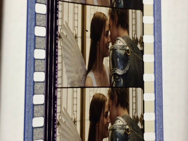 35MM FEATURE FILM - ROMEO AND JULIET 1996 ENGLISH SOUND (COMPLETE)