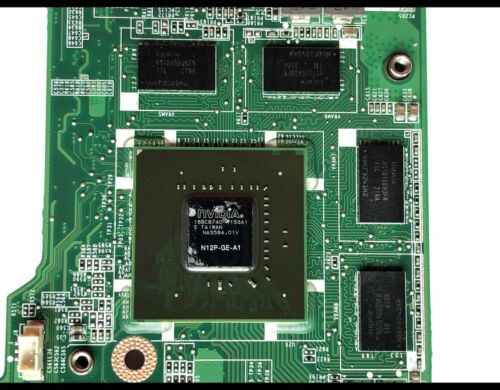 nVidia GT525M US C47NF CN-0C47NF HM67 Motherboard for Dell XPS 15 L502X Laptop
