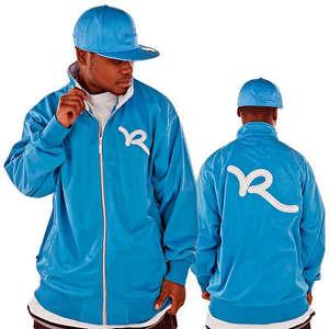 Rocawear-Uomini-Bambini-con-Zip-Giubbotti-Traccia-Estiva-Time-Is-Urban-Hip-Hop