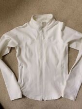 Lululemon Jacket White Size 6