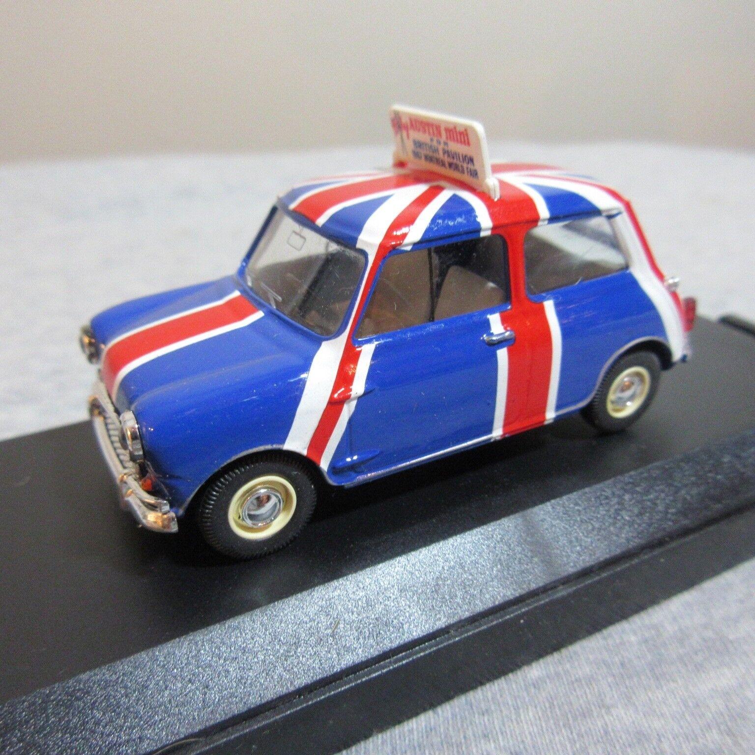 garantizado Nuevo Nuevo Nuevo En Caja Nueva Escala 1 43 raro duro encontrar Vitesse Austin Mini Edición Limitada 5000 1967 británico justo  protección post-venta