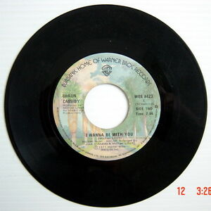 ONE-1977-039-S-45-R-P-M-RECORD-SHAUN-CASSIDY-THAT-039-S-ROCK-039-N-039-ROLL-I-WANNA-BE-WH