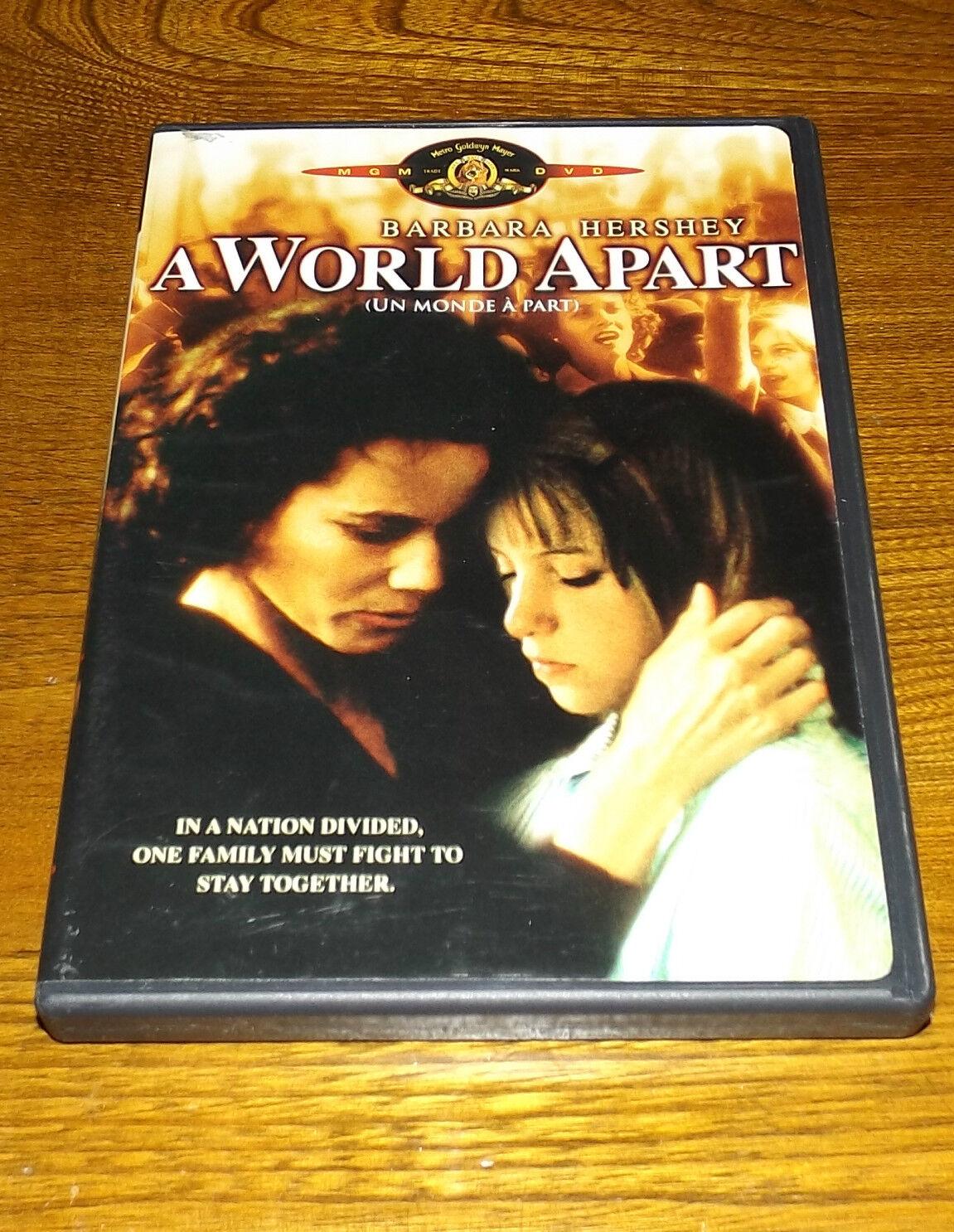 A World Apart DVD 2005
