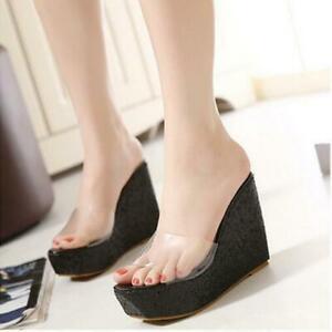 Flip Flops Wedge Heel