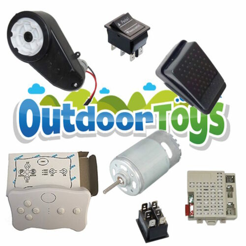 Outdoortoys Pre-arranged £40 Ride-on Part Order Message for Details