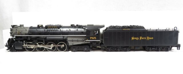MTH 20-3032-1 Nickel Plate Road #765 Scale Berkshire 2-8-4  w/ Protosound LN