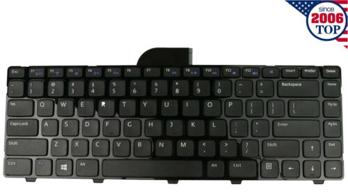 Keyboard for Dell Inspiron 3421 3437 5421 5437 Vostro 2421 3421 Latitude 3440 US