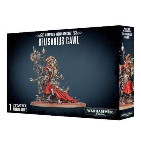 Games Workshop Warhammer 40,000 Adeptus Mechanicus Belisarius Cawl