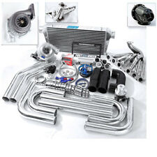 GT35 T4 Turbo Kit .68AR 3″ VBAND For Aristo V300 Supra MKIV JZA80 2JZ-GTE 2JZGTE