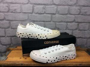 scarpe Eu Star 39 nero ginnastica 6 Uk Taylor All da bianco Ladies Chuck Polka Dots Converse 5qywXROZ