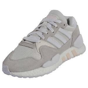 online store 9a1bb bba67 Details about Men's Adidas Originals ZX930 EQT Trainers Classic Retro Shoes  Grey