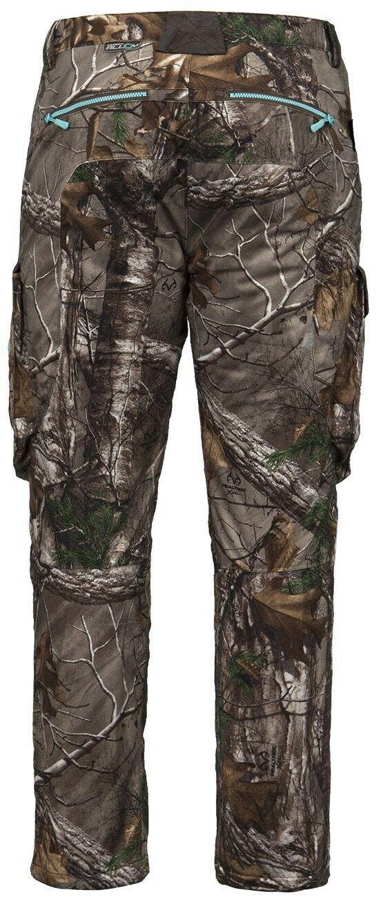 ScentLok Ladies Cold Blooded Pant (Large, Realtree Xtra)