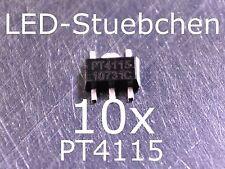 10x PT4115 LED KSQ Schaltregler IC