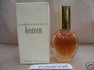 HEAVEN-BARE-ESCENTUALS-1-7-oz-55-ML-Light-Perfume-Rare
