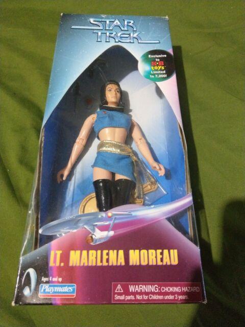 "Carded Playmates Star Trek LT CMDR DATA 1ST SEASON 4.5/"" Action Figure 1993 5"