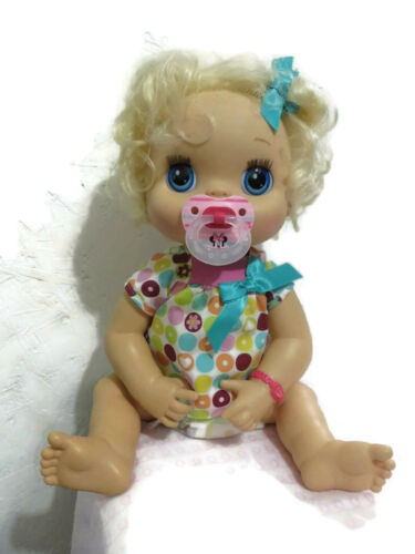 Compatible ONLY WITH My Baby Alive 2010 Doll Baby Doll Magnetic Pacifier E