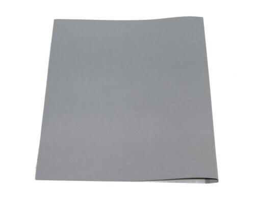 10 mm Thermobindemappen grau Bindemappen