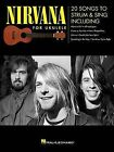 Nirvana for Ukulele Uke Book by Hal Leonard Corporation (Paperback, 2015)