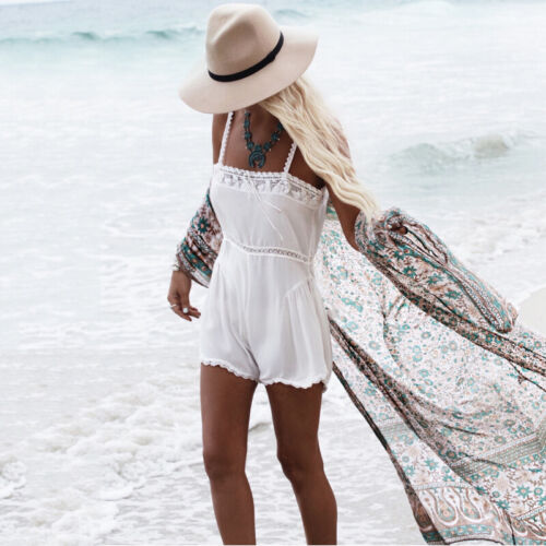 Women Beach Swimwear Bikini Cover Up Kimono Sarongs Cardigan Tops Wrap Sun Dress