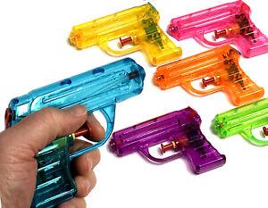 WATER-GUN-PISTOL-TOY-OUTDOOR-BOY-GIRL-KIDS-SQUIRT-GIFT-BIRTHDAY-PARTY-BAG-FILLER