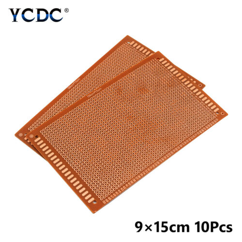 Prototype PCB Circuit Board Strip Breadboard 4 Sizes For DIY Electronic Test 6F