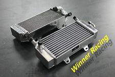aluminum radiator HONDA CRF 250 R X CRF250R 2004-2009/CRF250X 2004-2016