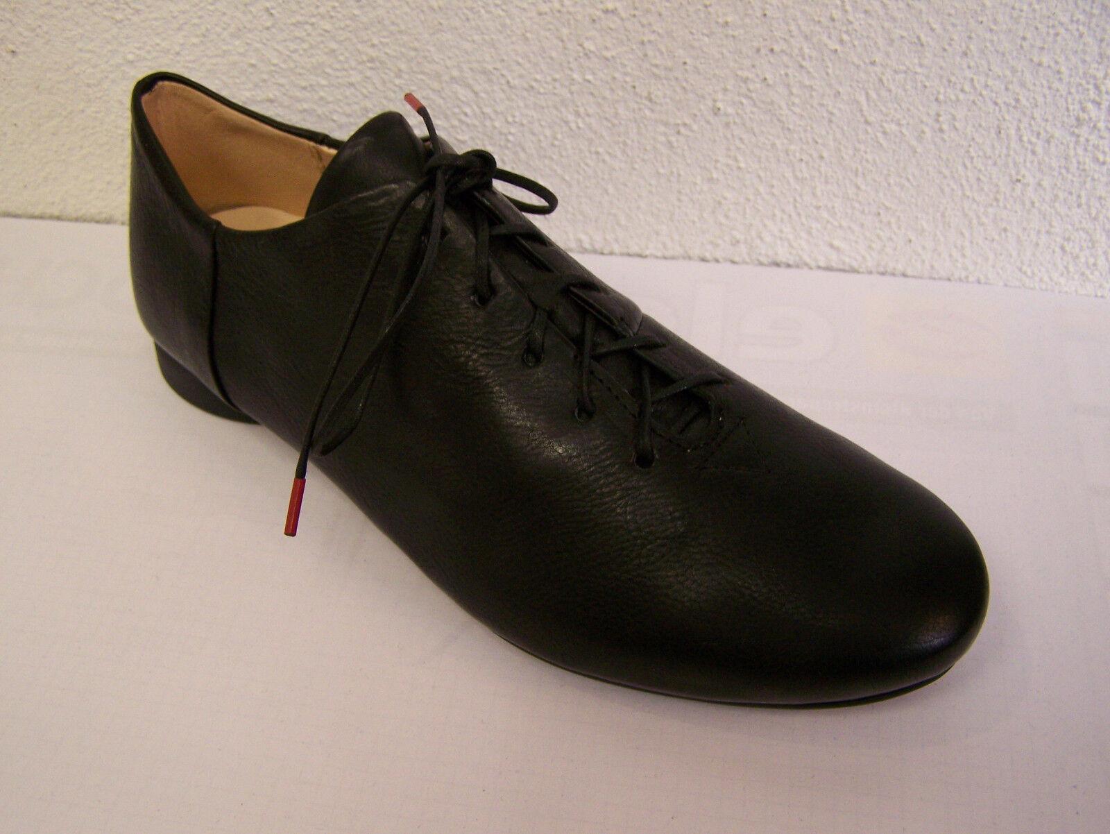 Think  Schuhe Modell Guad Schnürer Schnürer Guad schwarz oil calf weich & Schuhbeutel eea59f