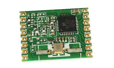 RFM69W Wireless Transceiver 433Mhz - (HopeRF - RFM69W-433S2)