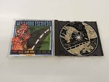 ALEJANDRO ESCOVEDO MORE MILES THAN MONEY LIVE 1994-96 CD 1998