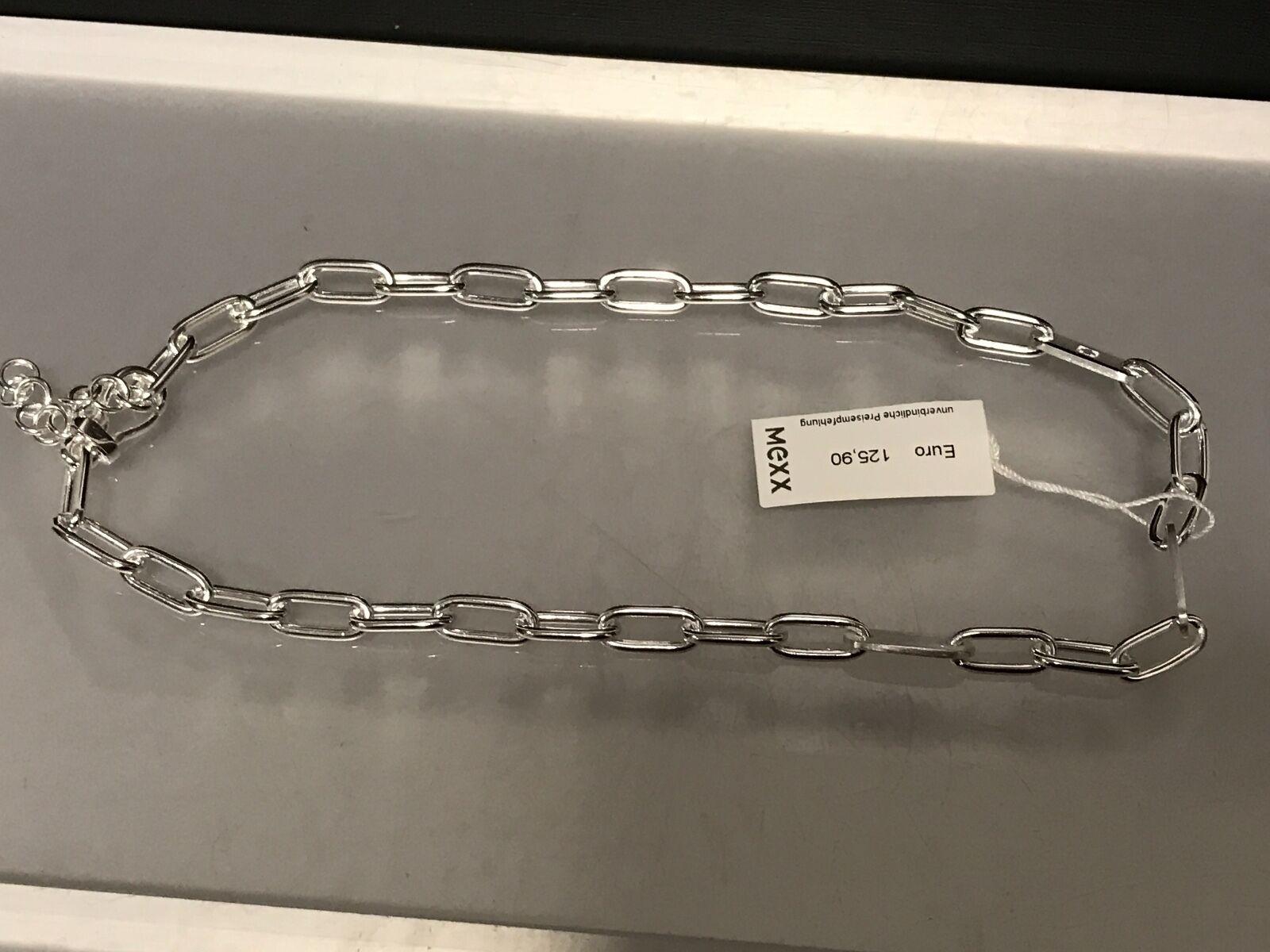 MEXX CATENA 925 argentoO 30 30 30 4 grammi dimensioni  43 cm. inutilizzato e723a5