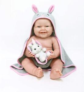 Baby-Girl-Realistic-17-Preemie-Lifelike-Reborn-Doll-Vinyl-Silicone-Real-Newborn