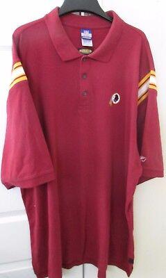 washington redskins golf shirt
