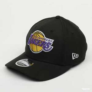 Los Angeles Lakers New Era 9Fifty Stretch Snapback Cap