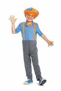 Blippi Child Toddler Costume Boys Size 3T-4T NEW