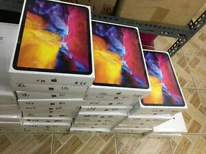 """Apple Ipad Pro 11"""" inch 2020 512gb 4g Cellular Wifi Agsbeagle"""