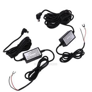 UN3F-Mini-USB-Hardwire-DC-Car-Charger-Kit-for-Dash-Cam-Camcorder-Vehicle-DVR