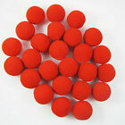 Comic Party Halloween Costume 10pcs Red Ball Foam Circus Clown Nose