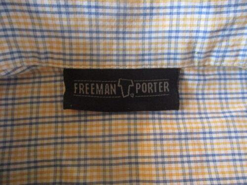 Freeman Taglia Camicia T 0HHwzv1q A 53 L Porter 3jL5R4Aq