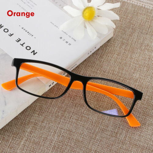 Unisex Gaming Glasses Computer Anti Fatigue Blue Light Blocking UV Protection