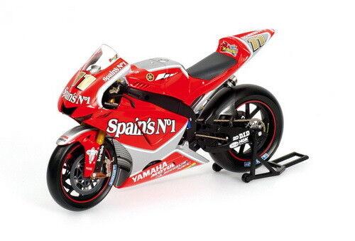 1 12 Yamaha YZR-M1 Xaus MotoGP 2005 1 12 • Minichamps 122053011