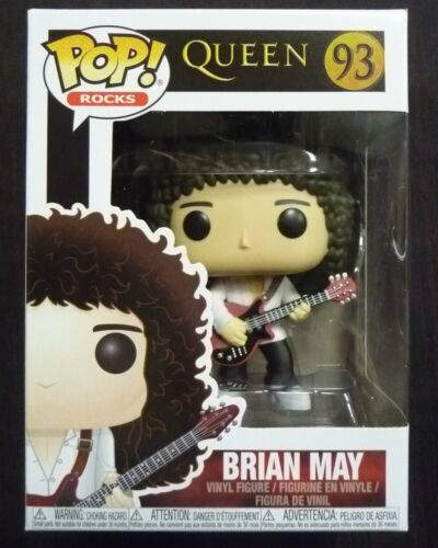 Rocks Pop Brian May n°93 Funko Queen