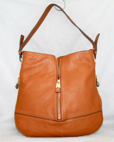 Camuto 268 Pebble Gold Expandible Hdwr Hobo Tan Vince bandolera Leather Iris PdAqaav