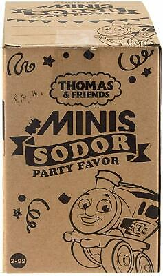THOMAS AND FRIENDS MINIS FWK48 SODOR PARTY FAVORS BOX