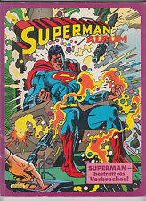 SUPERMAN |  Album Nr.  5 | mit Sammeleck | ehapa Comic 1983 | Z2 | CS228