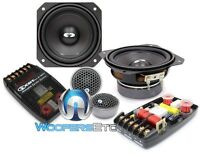 Cdt Audio Cl-41/25 Pro Classic 4 Component Speakers Mids Tweeters Crossovers on Sale